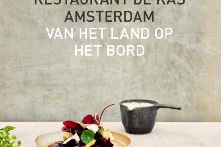 Kookboek restaurant De Kas