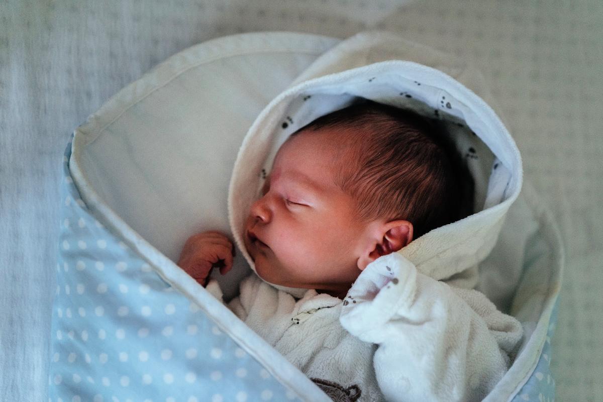 geboortetraktatie baby