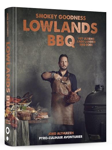 lowlands BBQ, Kookboeken die komend voorjaar verschijnen