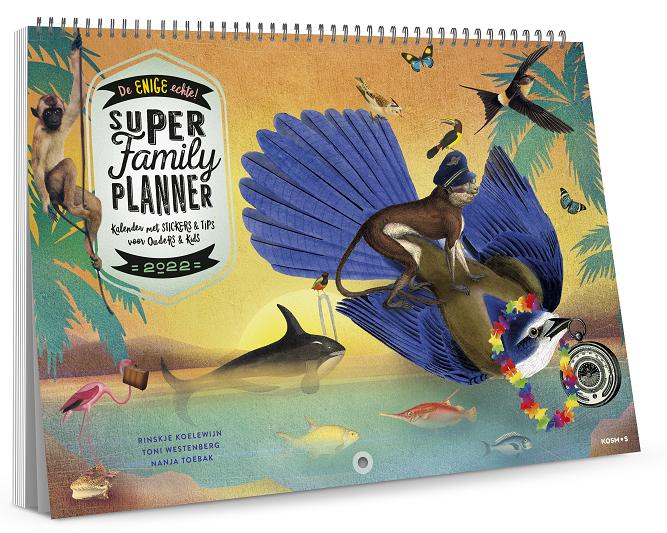 super family planner